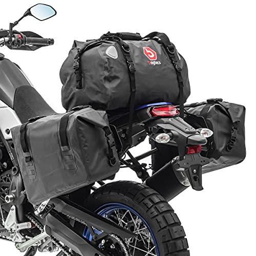 Borse laterali set Compatibile con Ducati Multistrada 950 / S WX40 posteriore