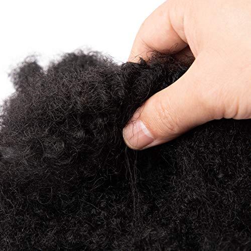 Afro kinky human hair bulk wholesale _image1