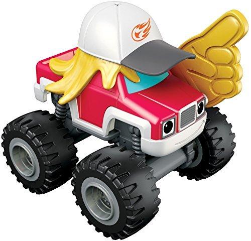Fisher-Price – Blaze et Les Monster Machines – Joe – Mini Véhicule 6 cm