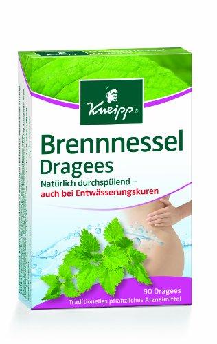 Kneipp Entwaesserung Brennessel, 90 Dragees