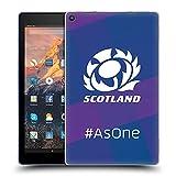 Head Case Designs sous Licence Officielle Scotland Rugby As One Logo 2 Coque en Gel Doux Compatible...