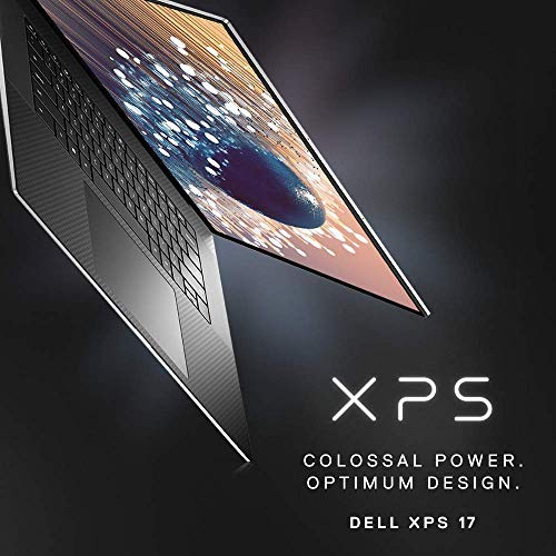 Dell XPS 9700 17Inch FHD Display Laptop (10th Gen i7-10750H / 16 GB / 1TB SSD / 4 GB GTX Graphics/ Win 10 + MS Office / Silver) D560027WIN9S