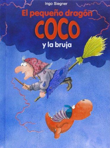 El pequeño dragón Coco y la bruja / The Little Dragon Coco and the Witch