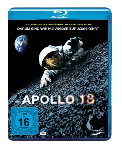 Apollo 18 [Blu-ray]