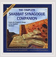 Shabbat Synagogue Companion