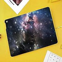 iPad Air 10.5 ケース/iPad Pro 10.5 ケース 薄型 オートスリープ機能 三つ折りスタンド鮮やかな色の巨大星雲宇宙運動超新星未来