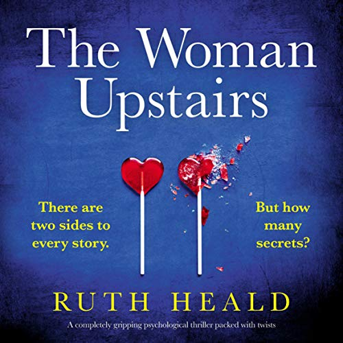 The Woman Upstairs cover art