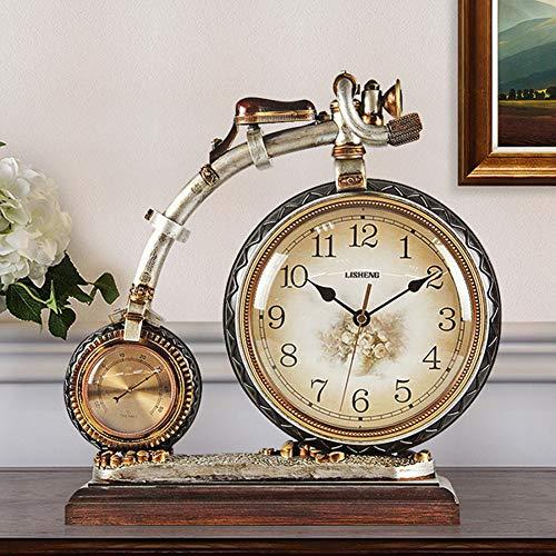 ZXCVB Reloj Mudo Reloj GrandeEscritorio Reloj Mesa RelojDecoracion