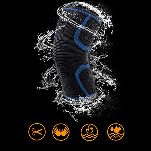 Best Bargain Dolloress Basketball Sports Knee Pad Breathable/Bneepad -Knee Support MMA Pad