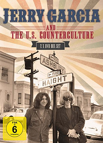 Jerry Garcia And The U.S. Counterculture [2 DVDs]