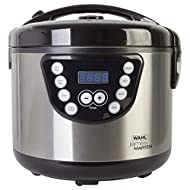 Wahl James Martin Multi Cooker, Steaming, Sautéing, Stewing, Cooking, 24 hrs delay timer, Family siz...