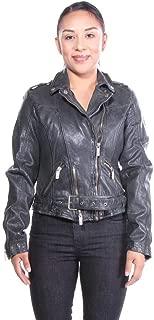 Mauritius Women's Wild Lawov Jacket Jackets 100% Lambskin Leather