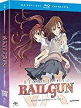 A Certain Scientific Railgun:Season 1(とある科学の超電磁砲):シーズン1(1話〜24話収録)(北米版) Blu-ray