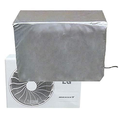 condenser cover winter - 7