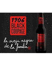 Cerveza Estrella Galicia 1906 Black Coupage-24Unidades de 33Cl