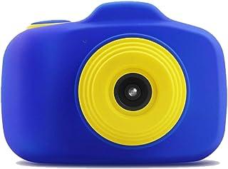 Niños cámara Digital Mini Doble Lente de la cámara vídeo de la acción Videocámara Digital de 4 Colores con 12 Millones de píxeles Las Muchachas de los Regalos creativos