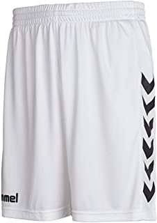 Pantaloncini Uomo Bianco M hummel Core Poly