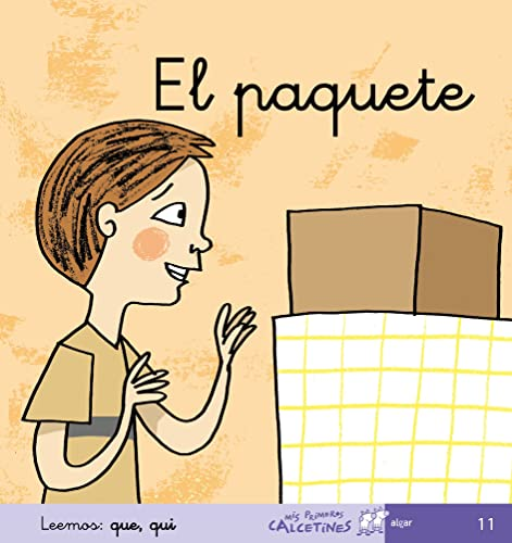 El Paquete - Manuscrita (MIS PRIMEROS CALCETINES) - 9788496514416: 11
