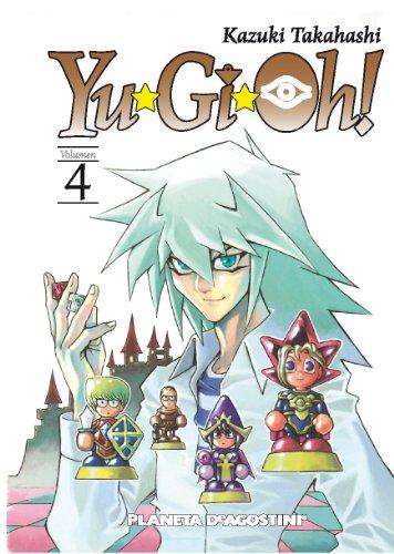Yu-Gi-Oh! nº 04 (Manga Shonen)