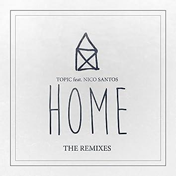 Home (feat. Nico Santos) [The Remixes]