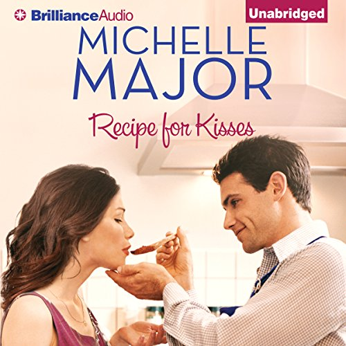 Recipe for Kisses audiobook cover art