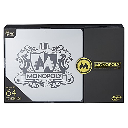 Monopoly Signature Token Collection Minnesota