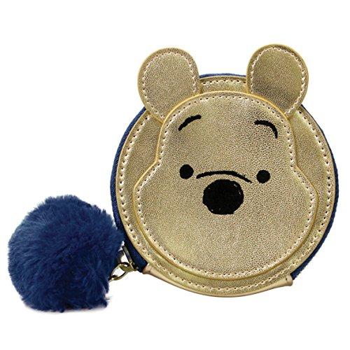 Winnie The Pooh PURSWP01 14.5 (w) x 11.5 (h) x 2.5 (d) cm Monedero