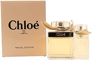 Parfums Chloe 2 Piece Gift Set (Eau De Parfum Spray) for Women, 2.5 Fl Ounce
