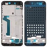 MKOKO Plaque de Lunette LCD de boîtier Avant pour xiaomi mi 5c (Noir) Pièce de Rechange (Color :...