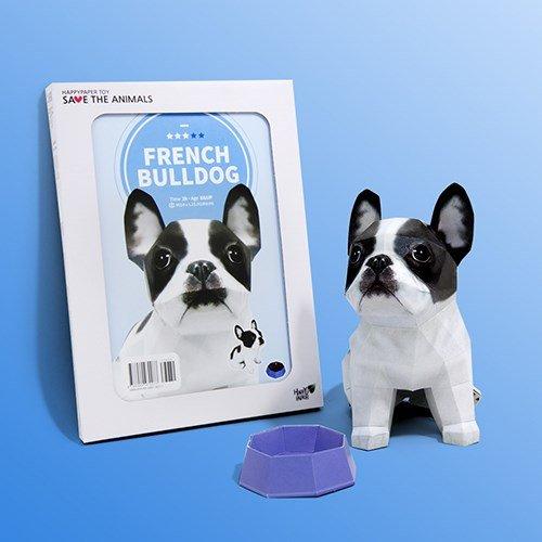 Papertoy - French Bulldog