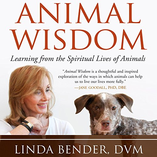 Animal Wisdom audiobook cover art