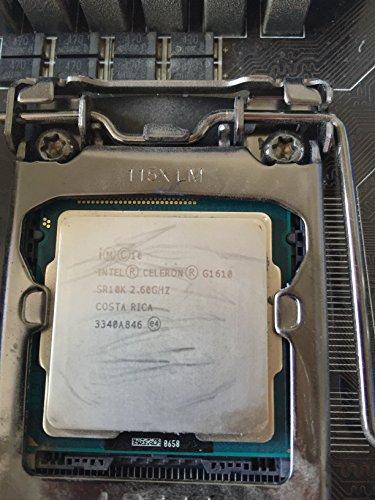 Intel Celeron G1610 - Procesador (Intel Celeron G, 2,6 GHz, Socket H2 (LGA 1155), 32 GB, DDR3-SDRAM, 1333 MHz)