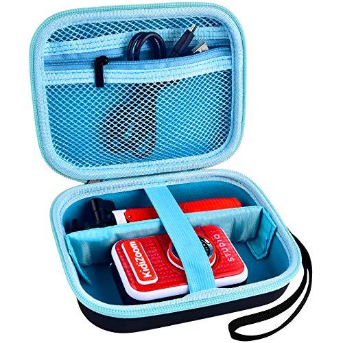 Tasche für Vtech 80-531884/ 80-531804 KidiZoom Video Studio HD Kinderkamera(nur Box) - Schwarz