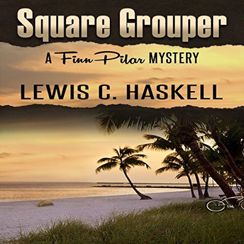 Square Grouper audiobook cover art