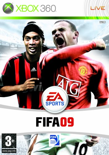 Electronic Arts FIFA 09, Xbox 360 Xbox 360 videogioco