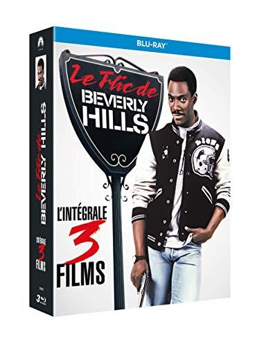 Le flic de beverly hills, la trilogie [Blu-ray] [FR Import]