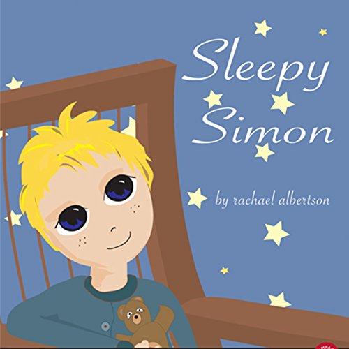 Sleepy Simon audiobook cover art