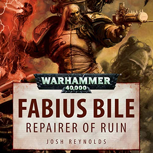 Fabius Bile: Repairer of Ruin cover art