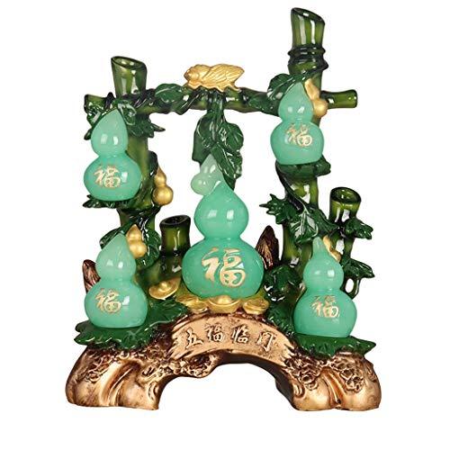 Hong Yi Fei-Shop Bote de Basura Rectangular Papelera de Madera, Que Puede Ocultar Las Bolsas de plástico, Basura Tapa abatible Bin 6L contenedor de Basura (Size : A)