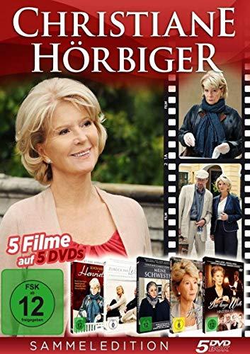 Christiane Hörbiger - Sammeledition [5 DVDs - Schon wieder Henriette, Zurück ins Leben, Meine Schwester, Annas zweite Chance, D