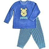 Disney Winnie Puh Pyjama Schlafanzug Pooh  blau  7