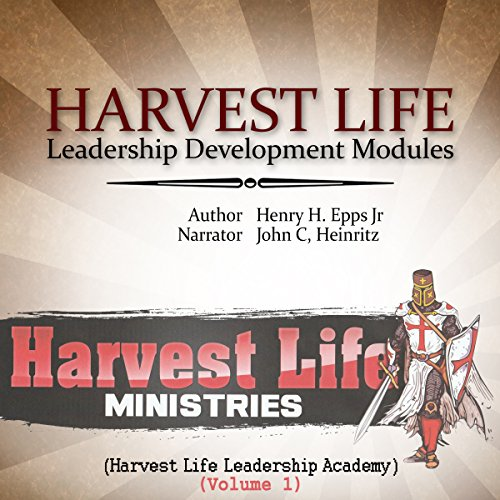 Harvest Life Leadership Development Modules cover art