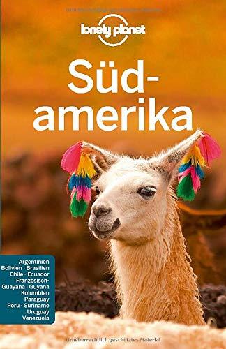 Lonely Planet Reiseführer Südamerika