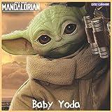 Baby Yoda 2021 Calendar: Official The Child Wall Calendar 2021