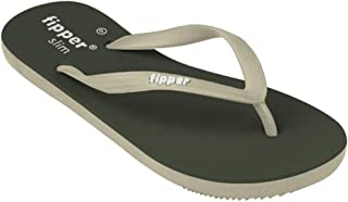 fipper Women's Slim Rubber Thongs