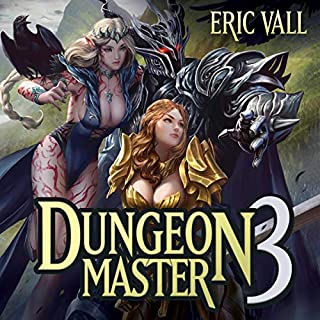 Dungeon Master 3 cover art