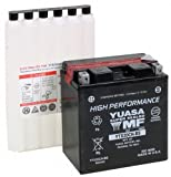 700 quad battery - Yuasa YUAM6220C YTX20CH-BS Battery