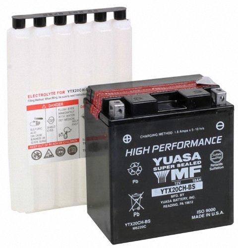 Yuasa Batterie YTX20CH-BS