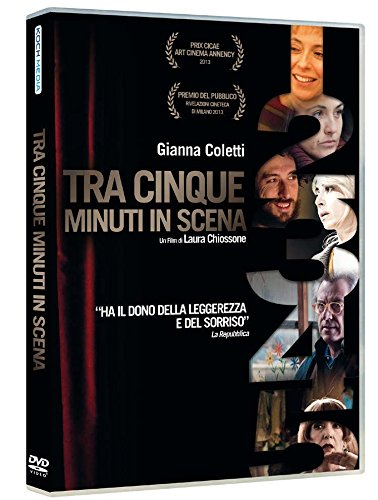 On Stage in Five Minutes ( Tra cinque minuti in scena ) ( On Stage in 5 Minutes ) [ NON-USA FORMAT, PAL, Reg.2 Import - Italy ]
