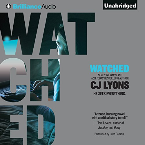 Watched audiobook cover art